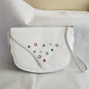 Charles Jourdan Vintage 1970s Crossbody Bag Rare